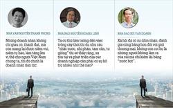 Doanh nhân dân tộc Việt: Trong con mắt các nhà báo