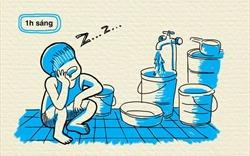 Chuyện cắt nước ở chung cư – Lý và Tình!