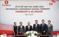 Tập đoàn Hàn Quốc đầu tư 23 nghìn tỷ đồng mua cổ phiếu Vingroup