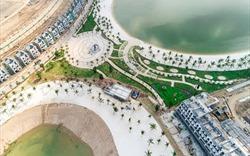 4 kỷ lục của hồ nước ngọt trong lòng 'Thành phố biển hồ' Vinhomes Ocean Park