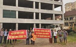 Khắc phục tồn tại của dự án Chung cư Báo CAND để sớm bàn giao