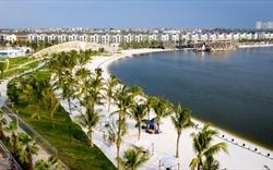 """Không còn là tưởng tượng, """"thành phố biển hồ"""" của Hà Nội đã có màn ra mắt ấn tượng"""