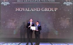 Novaland Group đạt giải Best Developer Vietnam tại Dot Property Vietnam Awards 2
