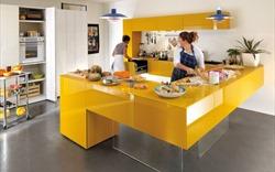 10 mẫu tủ bếp hiện đại khiến các bà nội trợ mê mẩn