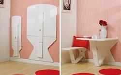 Ngắm những thiết kế nội thất sáng tạo cho căn hộ nhỏ