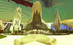 Tiểu vương quốc Ả-Rập tham gia vào cuộc đua xây dựng thành phố đầu tiên trên... sao Hỏa
