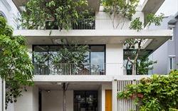 """Khám phá căn nhà """"cây mọc xuyên tường"""" ở Sài Gòn của KTS Võ Trọng Nghĩa"""