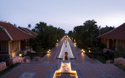 Asean Resort: Bán đảo nghỉ dưỡng xanh giữa đồng bằng