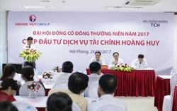 """Tài chính Hoàng Huy chuẩn bị đầu tư một số dự án BĐS """"khủng"""" tại Hải Phòng"""