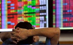 BID, BIC tiếp tục giảm sâu, thị trường thu hẹp đà giảm, VnIndex chỉ còn mất hơn 10 điểm