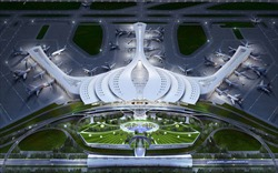 """Chuẩn bị """"chốt"""" phương án thu hồi đất cho sân bay Long Thành"""