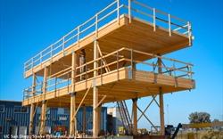 Lợi ích của việc sử dụng gỗ trong xây dựng