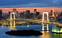 Giá thuê văn phòng ở Tokyo sẽ giảm trong năm 2018