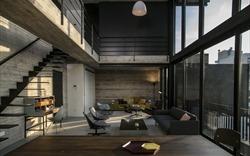 Tòa chung cư thay đổi không gian theo ý muốn