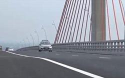 Cầu Bạch Đằng 7.200 tỷ lún võng, chủ đầu tư đổ cho thời tiết
