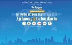 """Tọa đàm và Giao lưu trực tuyến: """"Thị trường bất động sản Việt Nam 2019: Xu hướng và Cơ hội đầu tư"""""""