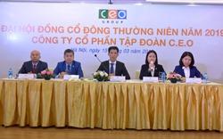 Tập đoàn CEO năm 2019: Tăng vốn điều lệ lên 2.573 tỷ đồng; Tập trung phát triển ở Vân Đồn