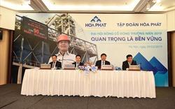 Hòa Phát đặt mục tiêu doanh thu 70.000 tỷ đồng cho năm 2019