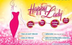 Giao dịch tại Nam A Bank, hưởng ưu đãi dành riêng cho phụ nữ