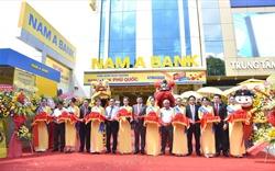 Nam A Bank tăng cường mở rộng mạng lưới tại khu vực miền Tây và Đông Nam Bộ