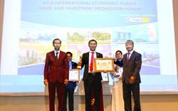 Nam A Bank được vinh danh doanh nghiệp tiêu biểu Asia năm 2019