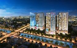 Hinode City: Kiến trúc không gian vượt trội, biểu tượng thịnh vượng vượt thời gian