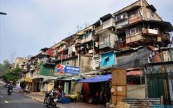 """""""Muốn cải tạo chung cư cũ, cần xây dựng cơ chế đảm bảo lợi ích 3 bên"""""""