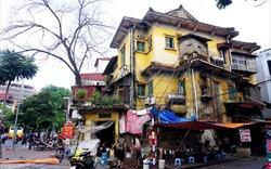Hà Nội: Nhiều biệt thự cũ bị phá dỡ do buông lỏng quản lý