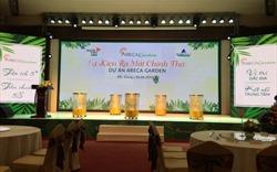 Chung cư Bách Việt Areca Garden: Chưa có GPXD đã kịp xây 4 tầng