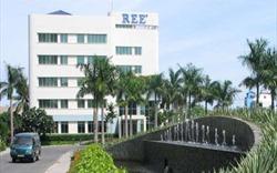 Lãi vay và chi phí dự phòng đang bào mòn lợi nhuận của REE