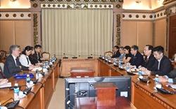 TP.HCM: Kêu gọi AIIB đầu tư vào các dự án hạ tầng