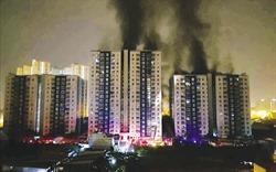 TP.HCM: Nhiều chung cư chưa đảm bảo an toàn PCCC