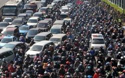 Jakarta vượt Tokyo trở thành siêu đô thị đông dân nhất vào năm 2030