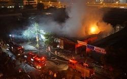 Những nguyên nhân gây ra cháy nổ ở các gara ô tô