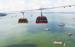9 công trình cáp treo ấn tượng tại Việt Nam