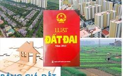 Luật Đất đai - tháo gỡ nút thắt trên thị trường bất động sản