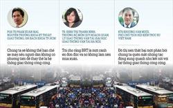 Giao thông công cộng: Vì sao người Việt nói câu chối từ?