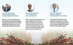 """Tác động của chính sách đến thị trường bất động sản: Doanh nghiệp vẫn """"cầm dao đằng lưỡi""""?"""