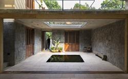 10 mẫu thiết kế nhà ở kết hợp hài hòa giữa nội và ngoại thất