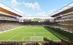 Phát triển bài bản một dự án sân vận động: Trở ngại chồng chất nhưng rất đáng để thử