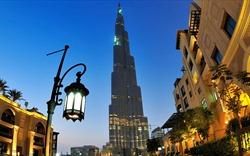 Giá nhà tại Dubai giảm nhẹ trong tháng ba