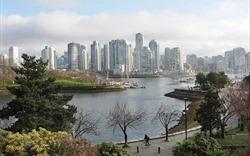 Nguy cơ vỡ bong bóng giá nhà tại Canada