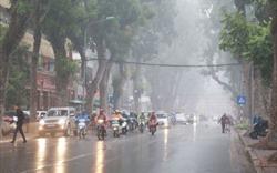 Dự báo thời tiết ngày 31/5/2019: Hà Nội mưa trên diện rộng