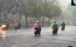Dự báo thời tiết ngày 25/6/2019: Hà Nội có mưa rào và dông