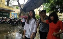 Cập nhật mới nhất dự báo thời tiết kỳ thi THPT Quốc gia 2019: Hà Nội có mưa dông