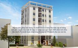 Bài 2: Thị trường chung cư mini đã chững lại nhưng tính thanh khoản vẫn cao