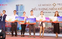 """Lần đầu ra mắt tại TP.HCM, siêu dự án Quy Nhơn khiến thị trường """"dậy sóng"""""""