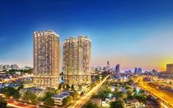 TP.HCM: Vì sao giá căn hộ trung tâm đắt hơn biệt thự ngoại ô?