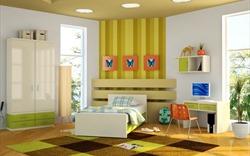 Phong thủy phòng ngủ: Cách hóa giải xà nhà đè giường ngủ
