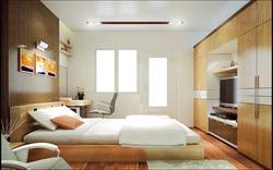Phong thủy phòng ngủ: Tại sao phải bố trí giường ngủ cách xa cửa?